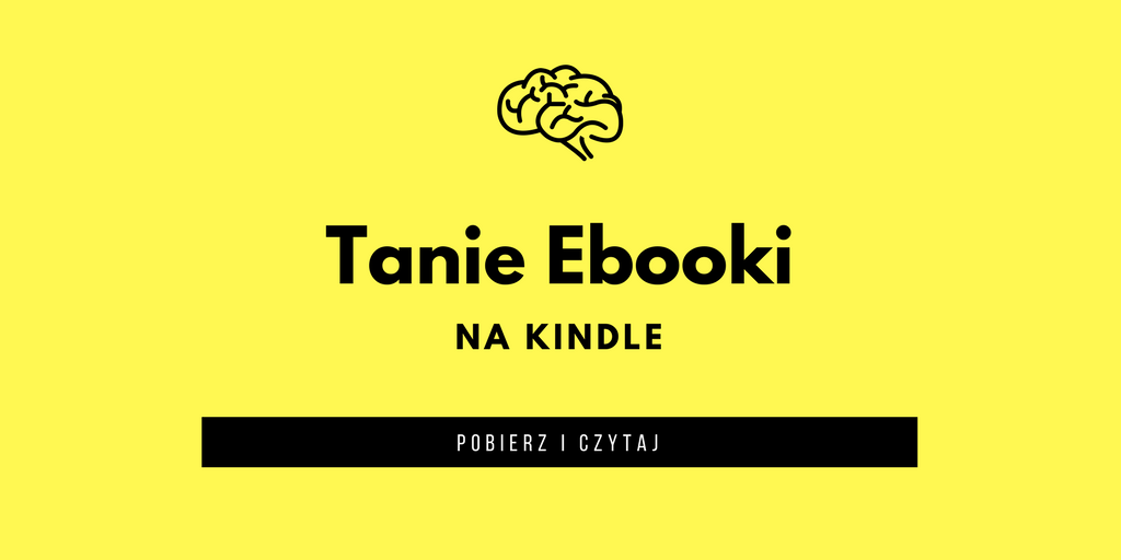 Tanie ebooki na Kindle