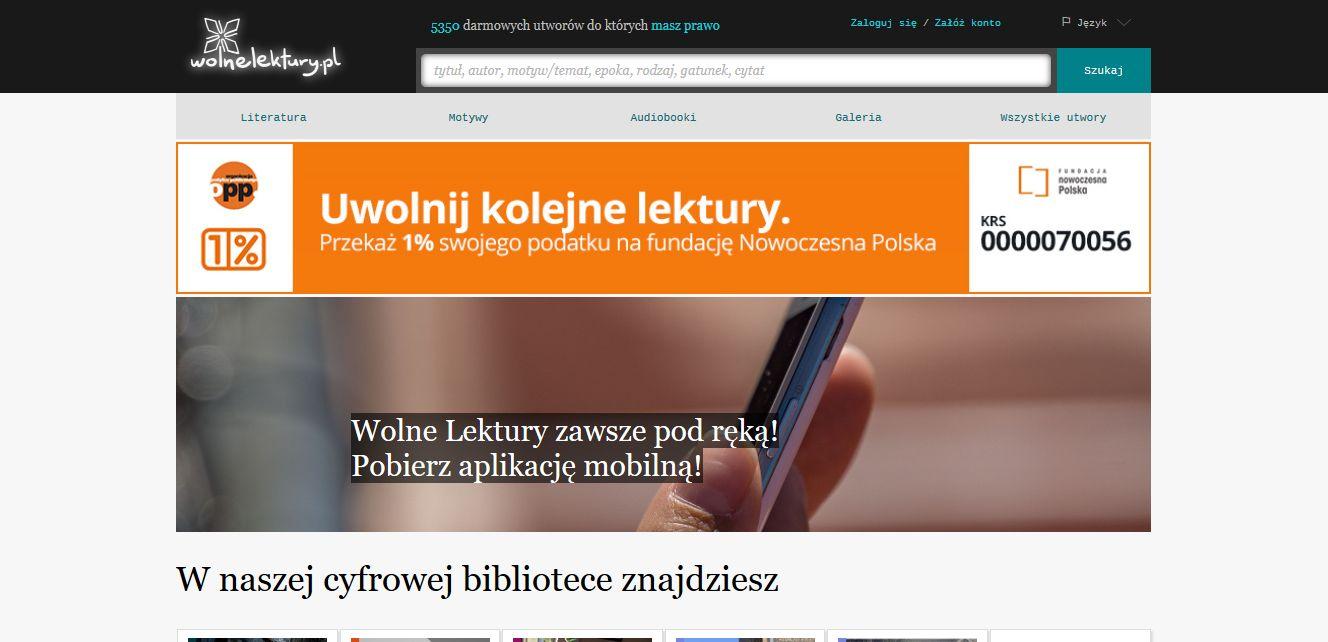 wolne ebooki