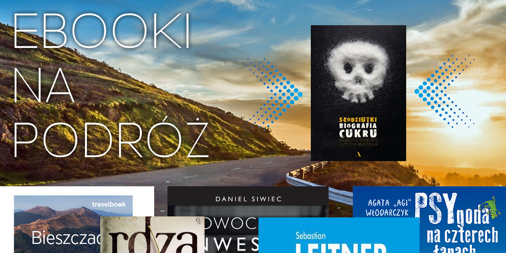 Ebooki Na Podróż 2018