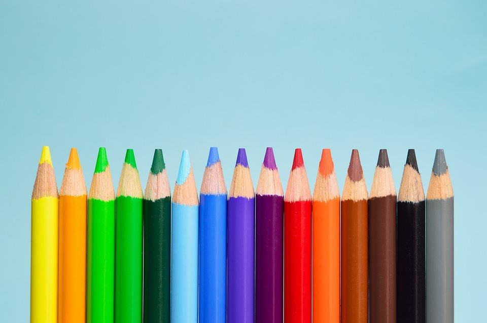 nazwy kolorow