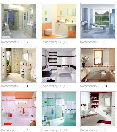 łazienki Projekty Zdjęcia Aranżacje Tanie Wykonanie