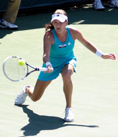 Ilustracja Agnieszka Radwańska – kim jest druga najlepsza tenisistka świata? - Polishwords News