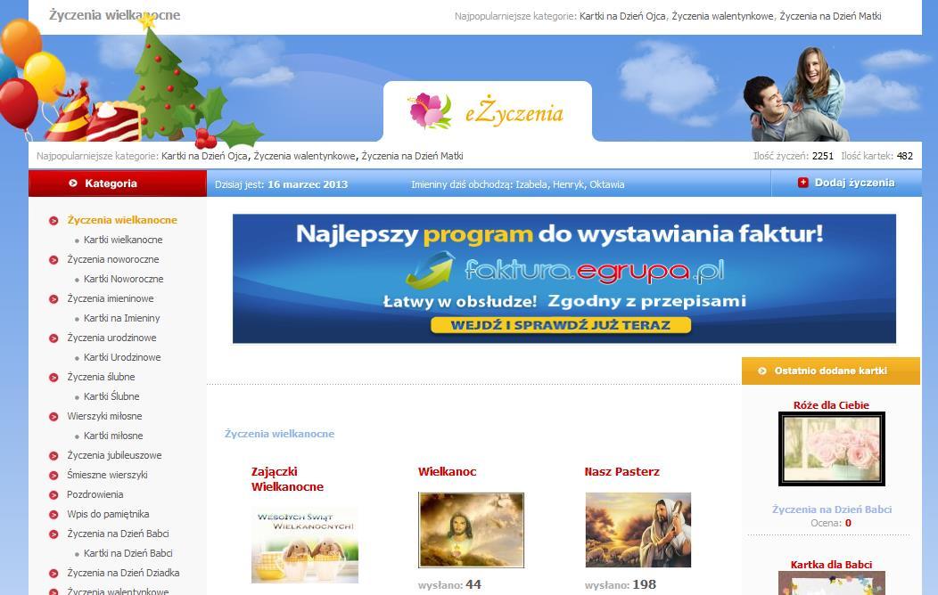 Ilustracja Życzenia wielkanocne: 10 najlepszych zbiorów - Polishwords News