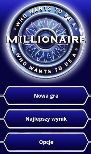 Ilustracja Gra Milionerzy na telefon [Android] [Kod QR] - Polishwords News