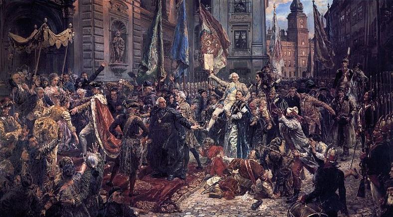 Ilustracja 3 maja – czego dotyczy to święto? - Polishwords News