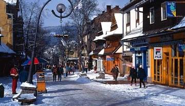 Sylwester 2012: Zakopane, w górach, pomysły / Polishwords