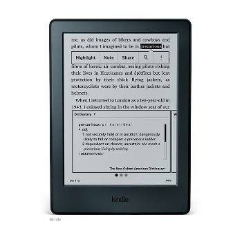 Kindle 8 Touch 2016